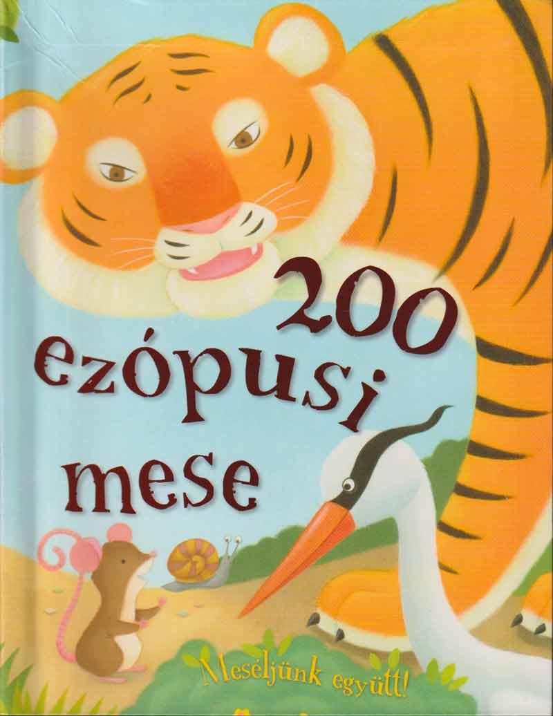 200 ezópusi mese