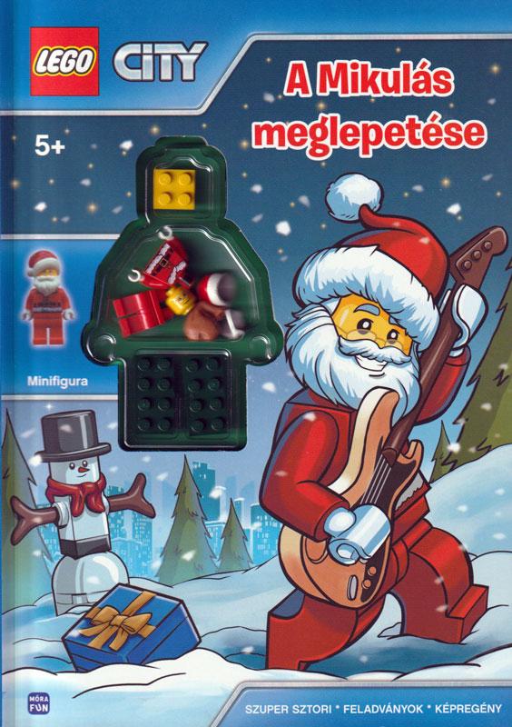 Lego City – A Mikulás meglepetése