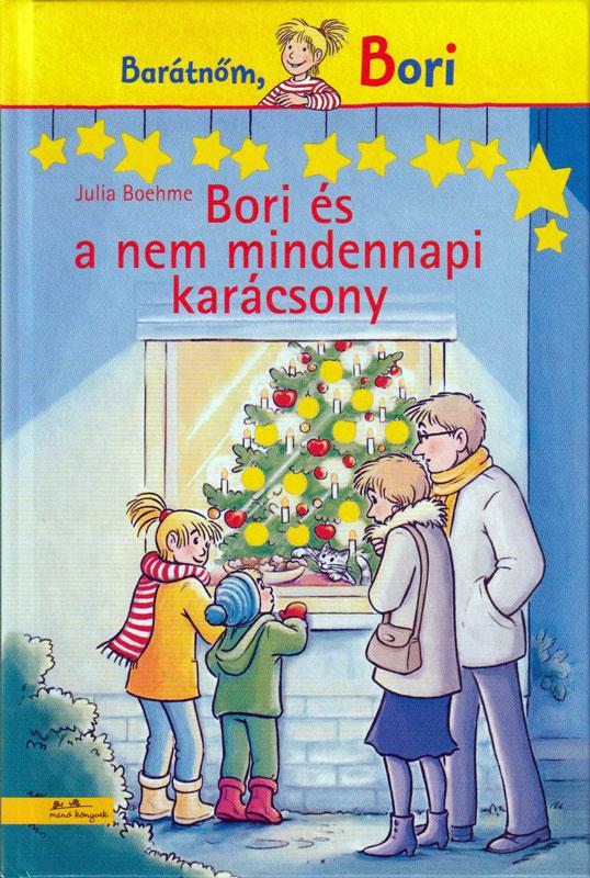 Bori és a nem mindennapi karácsony