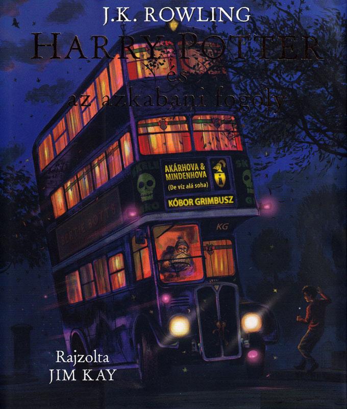 Harry Potter és az azkabani fogoly – illusztrált kiadás