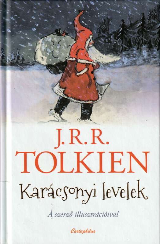 J.R.R. Tolkien – Karácsonyi levelek