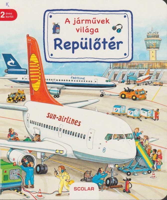 A járművek világa – Repülőtér