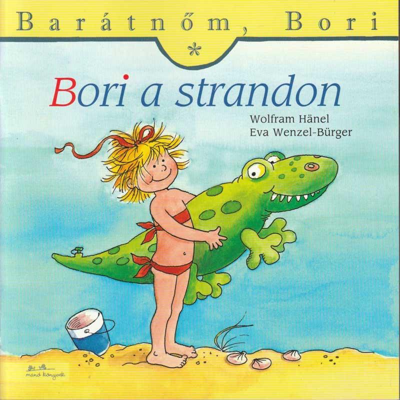 Bori a strandon – Barátnőm, Bori
