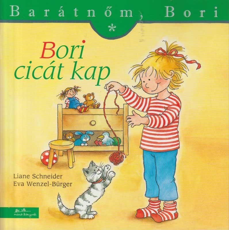 Bori cicát kap – Barátnőm, Bori