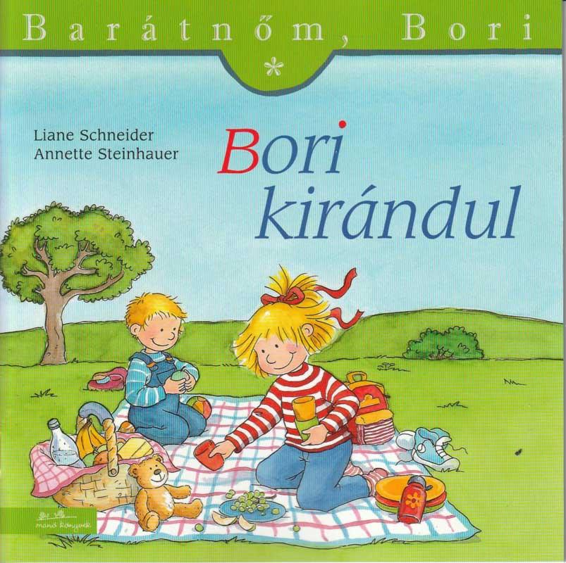 Bori kirándul – Barátnőm, Bori
