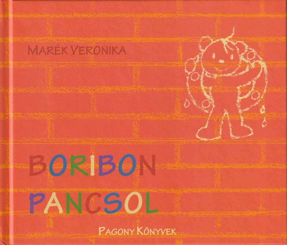 Marék Veronika – Boribon Pancsol