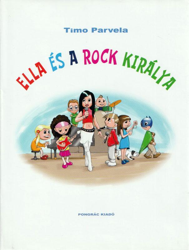 Ella és a rock királya