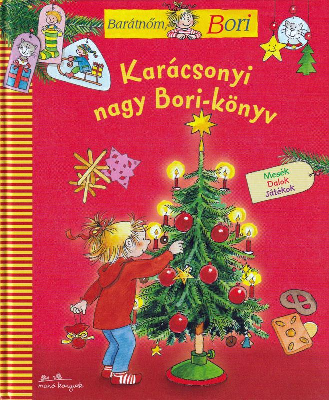 Bori – Karácsonyi nagy Bori-könyv