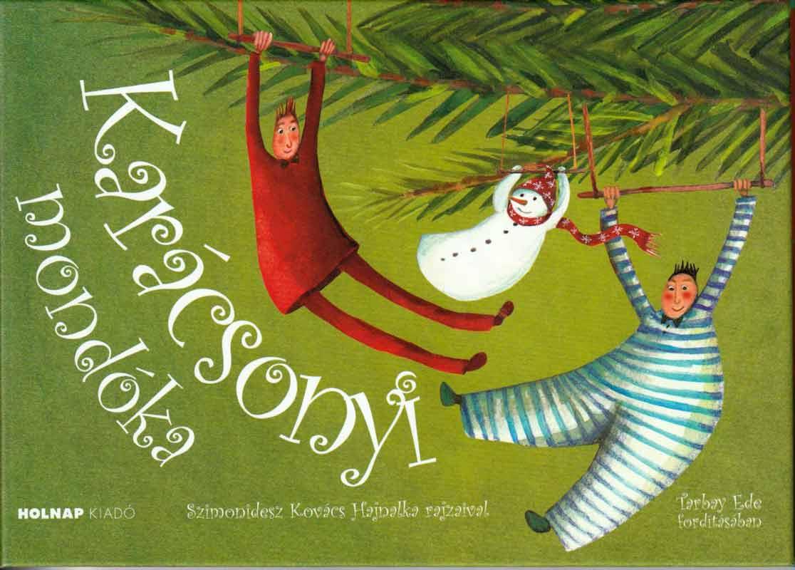 Lapozó – Karácsonyi mondóka