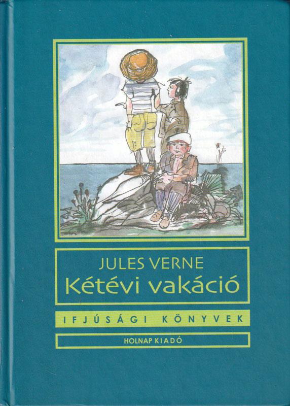 Ifjúsági könyvek – Kétévi vakáció