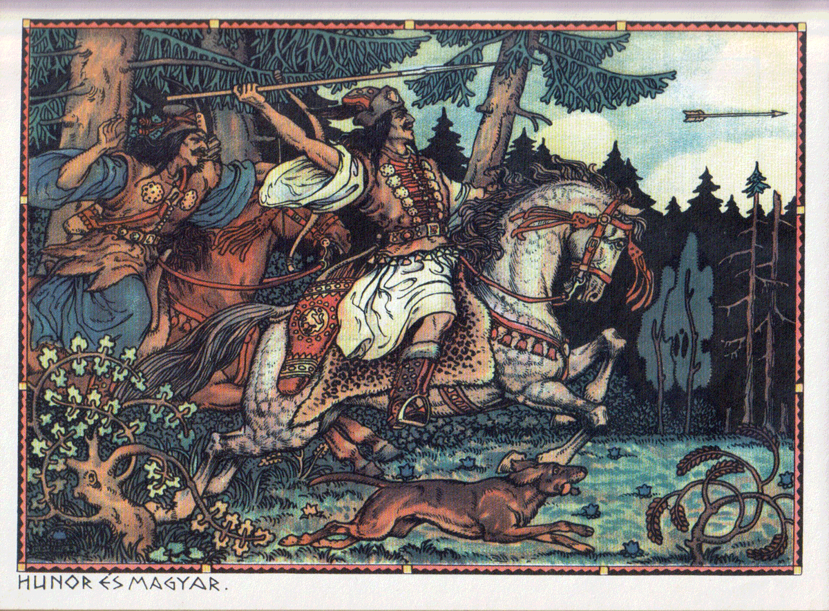 Magyar-hunmondák-belso