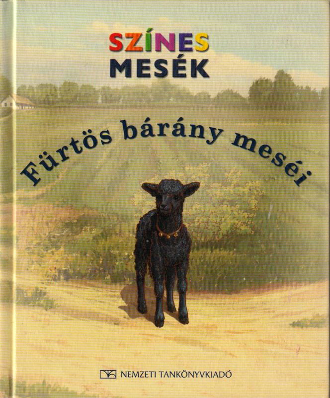 Színes Mesék – Fürtös Bárány meséi