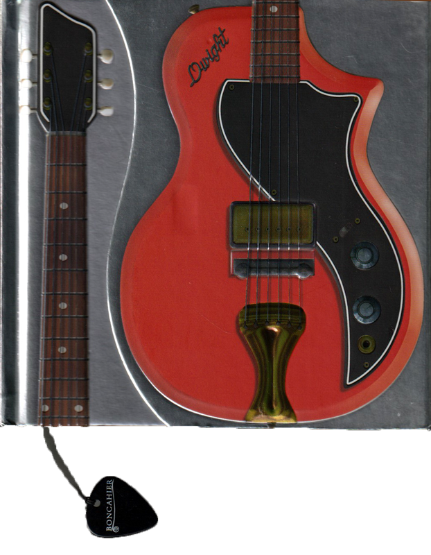 BONCAHIER: Guitars – 86745