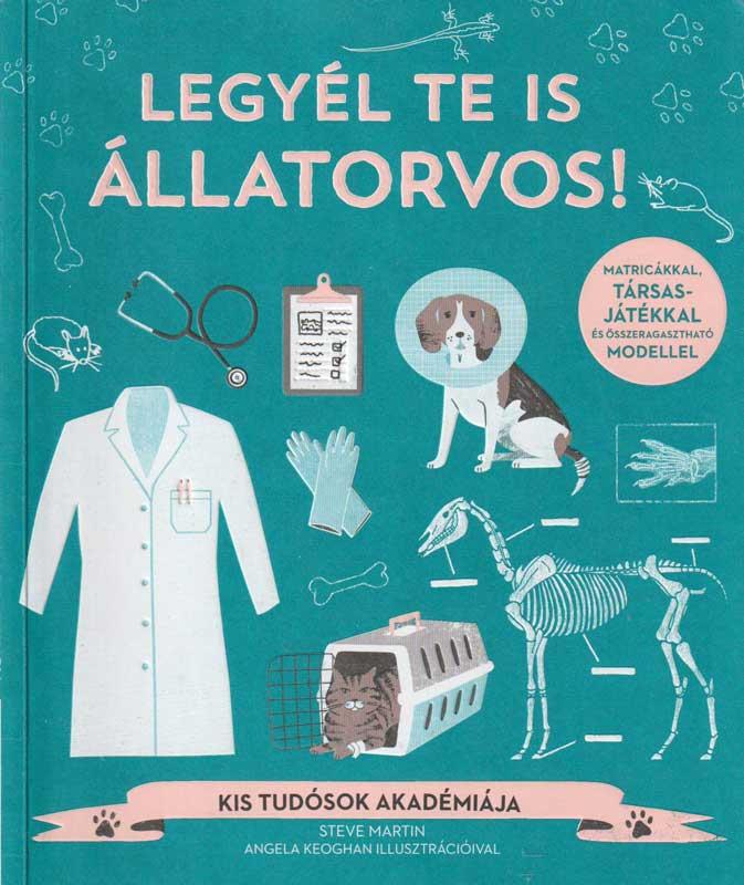 Legyél te is állatorvos!