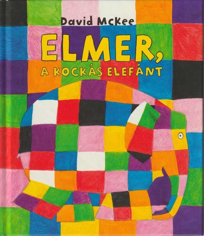 Elmer, a kockás elefánt