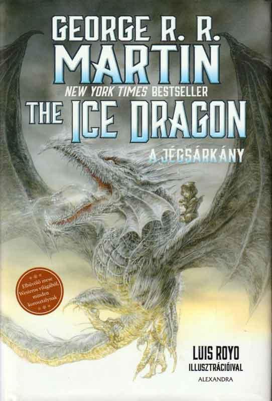 George R. R. Martin – A jégsárkány