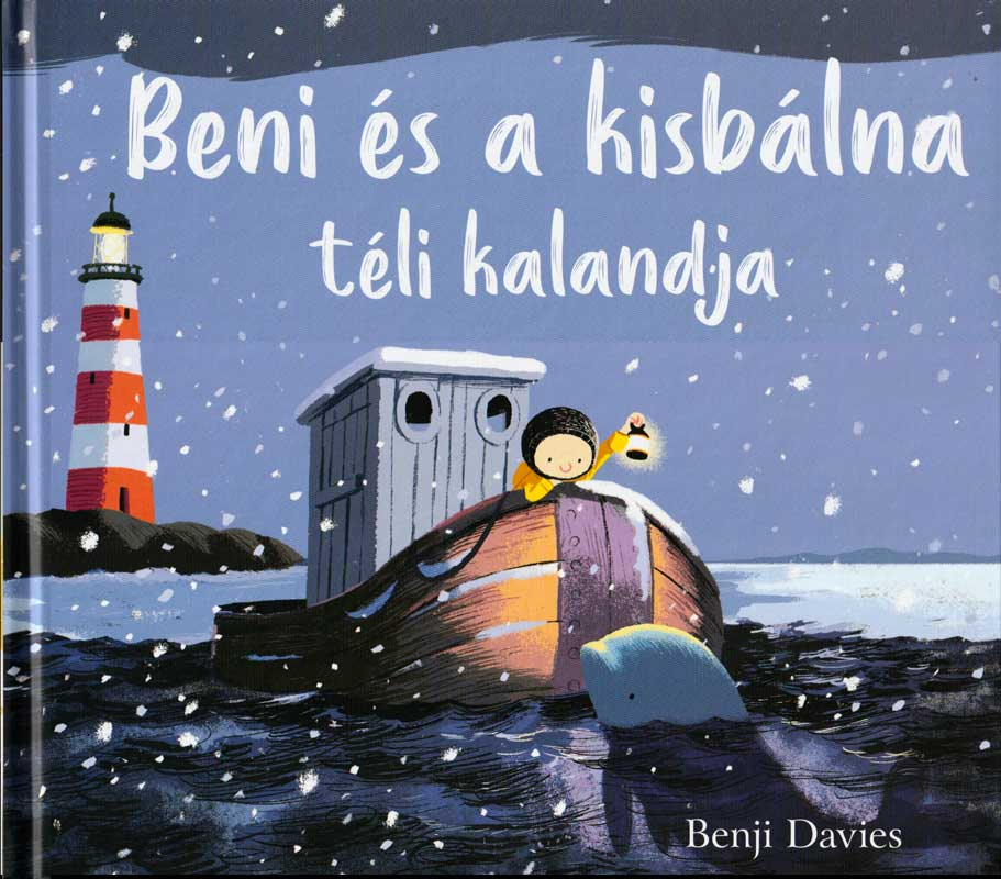 Beni és a kisbálna téli kalandja