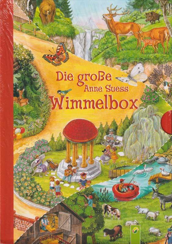 Die Grose Wimmelbox – 3 böngésző egyben