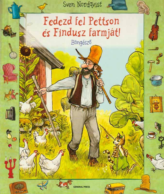 Fedezd fel Pettson és Findusz farmját! – Böngésző