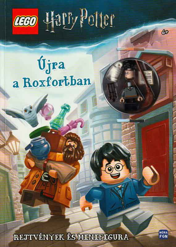 Lego Harry Potter újra a Roxfortban