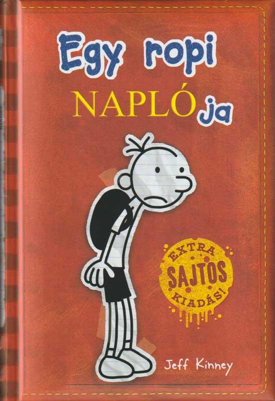 Egy ropi naplója sajtos extra kiadás