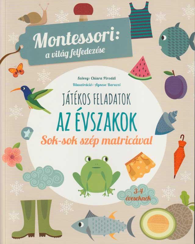 Montessori a világ felfedezése: Az évszakok