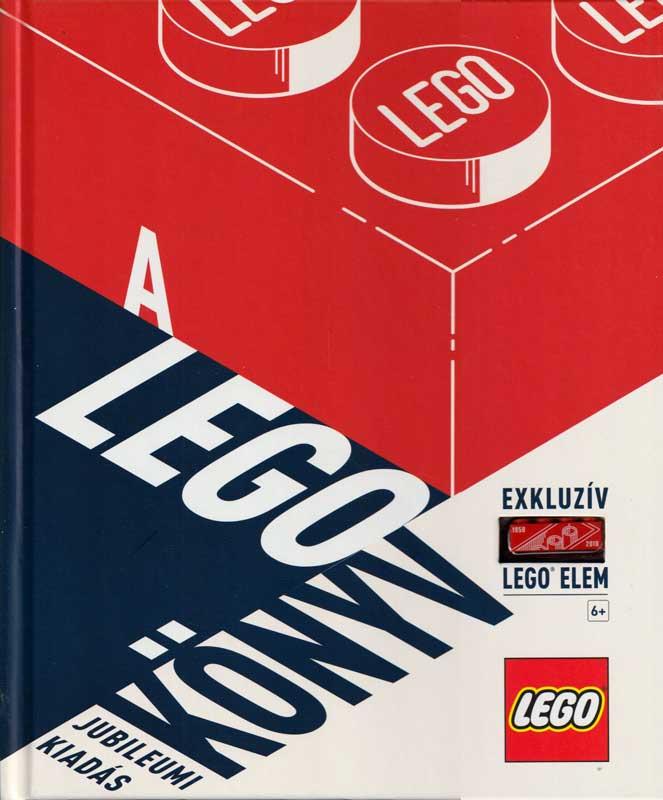 A LEGO könyv