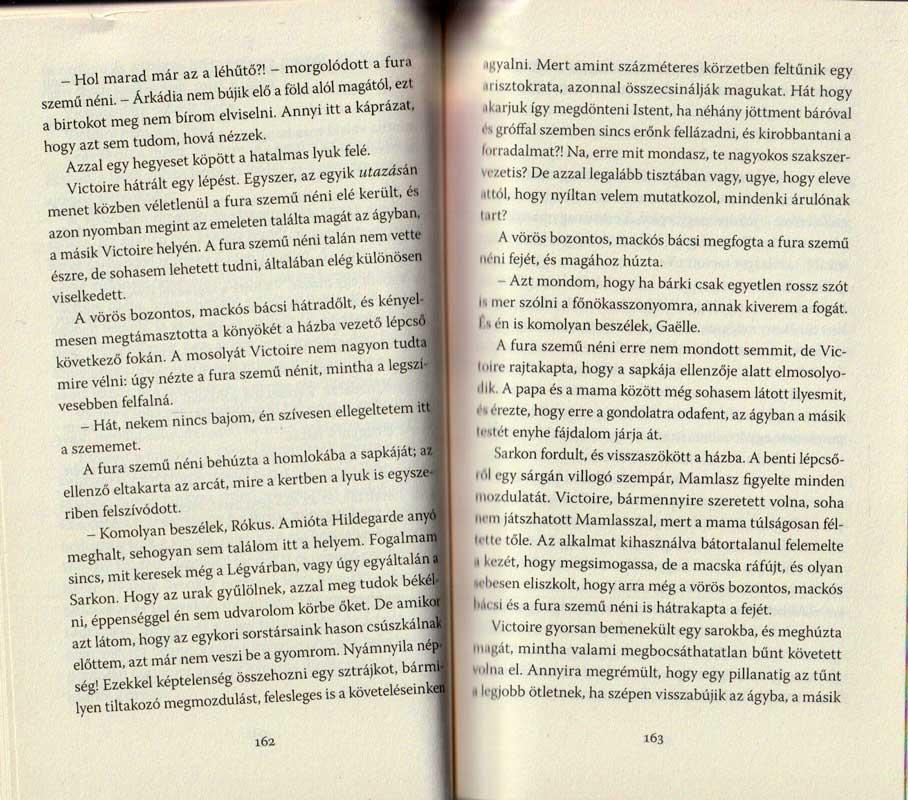 Bábel emlékezete - A tükörjáró 3. könyv