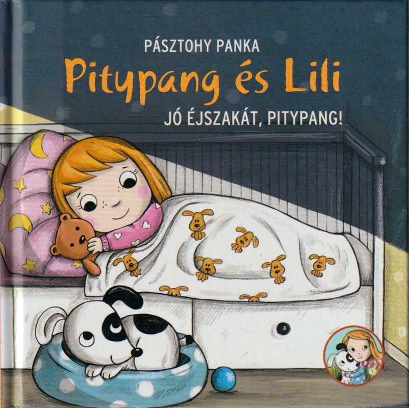 Pitypang és Lili – Jó éjszakát, Pitypang!