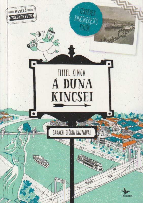 A Duna kincsei – Mesélő zsebkönyvek