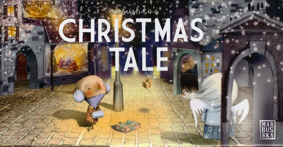 Karácsonyi mese – Marbushka társasjáték