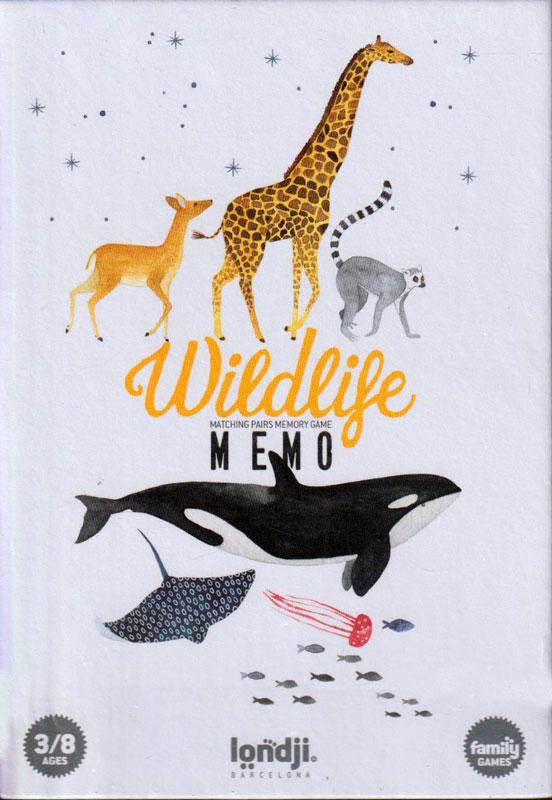 Vadvilág memória – Wildlife memo – Londji