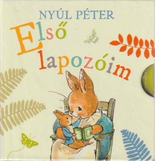 Nyúl Péter – Első lapozóim