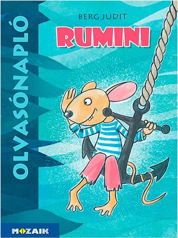 Olvasónapló – Berg Judit: Rumini